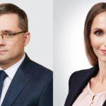 Tomasz Zwoliński, Klaudia Szymańska-Rutkowska